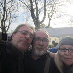 ... Selfie mit Lorina und Siggi